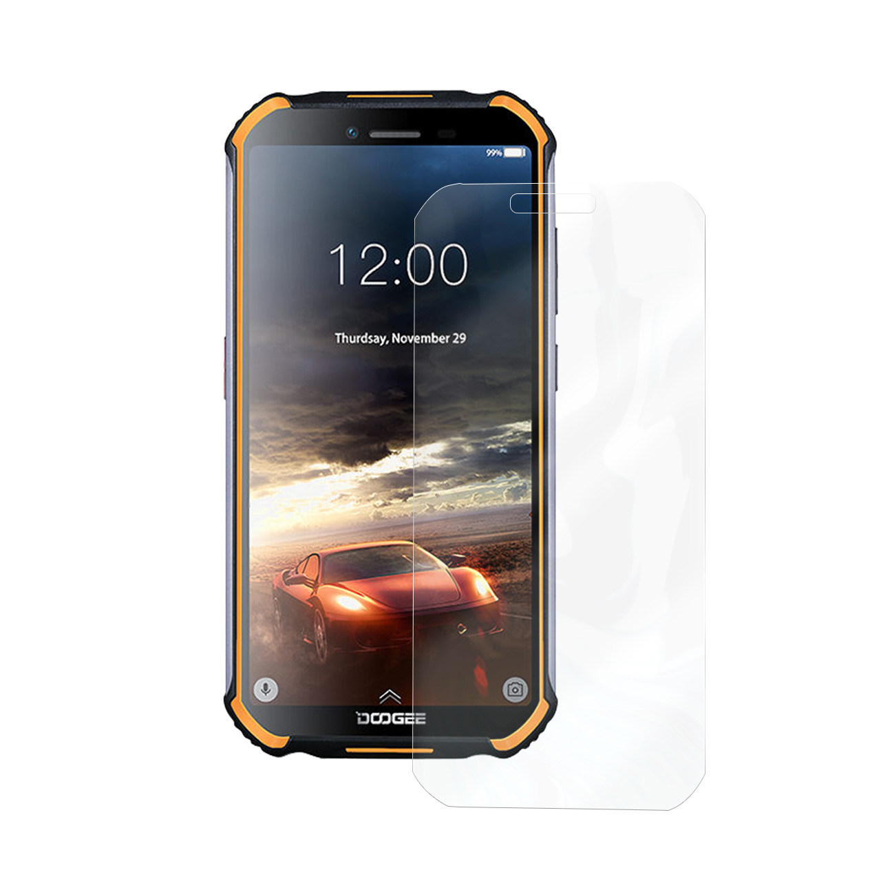 DOGEE S40 SCREEN PROTECTOR